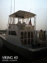 Used Boats: Viking 40 for sale