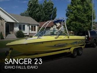 Used Boats: Sanger 230 V Wake Series for sale