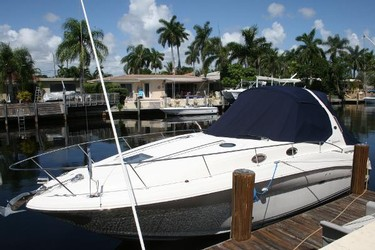 Used Boats: Sea Ray 320 Sundancer for sale