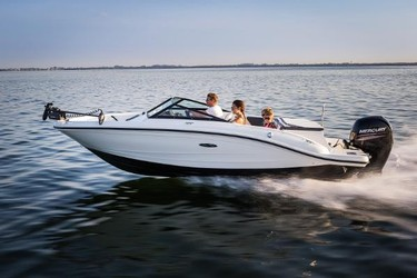 Used Boats: Sea Ray 19 SPX Outboard for sale