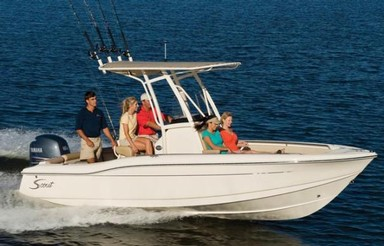 Used Boats: Scout Boats 210 XSF for sale