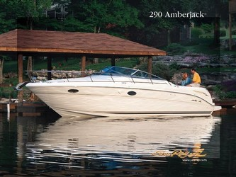 Used Boats: Sea Ray 290 Amberjack for sale