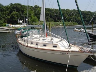 Used Boats: Island Packet 420 for sale
