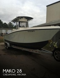 Used Boats: Mako 284 Center Console for sale