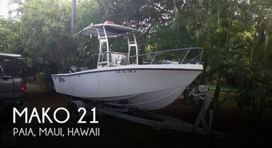 Used Boats: Mako 21 Center Console for sale