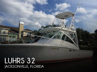 Used Boats: Luhrs 32 open for sale