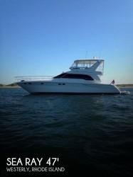 Used Boats: Sea Ray 480 Sedan Bridge for sale