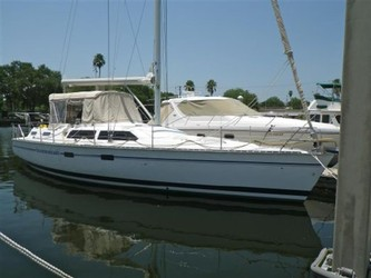 Used Boats: HUNTER Passage 42 for sale