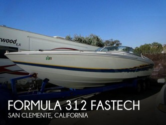 Used Boats: Formula 312 Fastech for sale