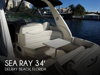 Used Boats: Sea Ray 340 Sundancer for sale