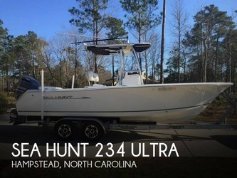 Used Boats: Sea Hunt 234 Ultra for sale