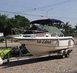 Used Boats: Boston Whaler 23 Outrage for sale