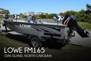 Used Boats: Lowe FM165 for sale
