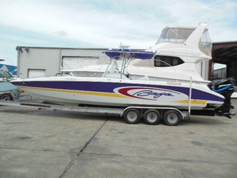 Used Boats: Baja 34 Sportfish for sale
