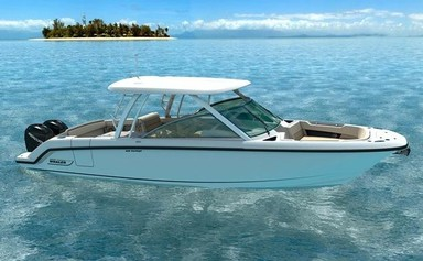 Used Boats: Boston Whaler 320 Vantage for sale