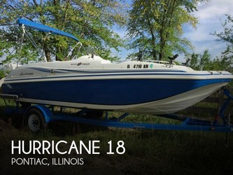 Used Boats: Hurricane SUNDECK SS 188 for sale