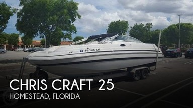 Used Boats: Chris-Craft 262 Sport Deck for sale