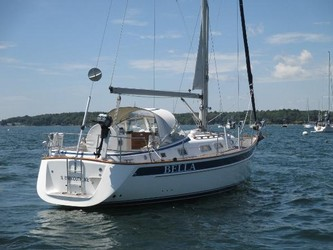 Used Boats: Hallberg-Rassy 342 for sale