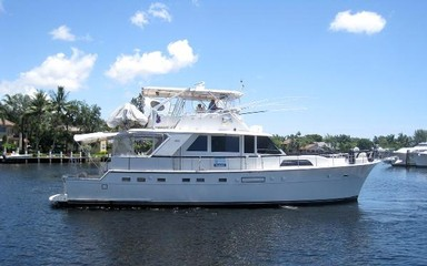 Used Boats: Hatteras Yacht Fisherman for sale