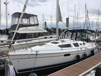 Used Boats: Hunter 326 for sale