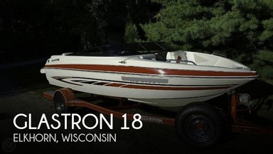 Used Boats: Glastron 18 for sale