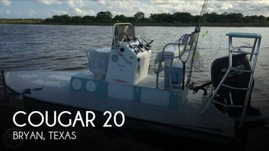 Used Boats: Cougar 20 for sale
