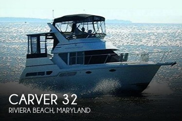 Used Boats: Carver 32 for sale