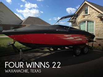 Used Boats: Four Winns 22 for sale