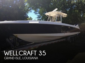 Used Boats: Wellcraft 35 for sale