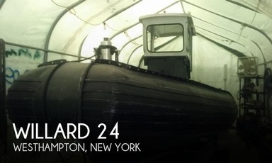 Used Boats: Willard 24 for sale
