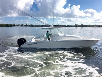 Used Boats: VENTURE MARINE 34 Center Console for sale