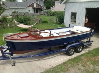 Used Boats: Chris Craft 22 Sea Skiff for sale
