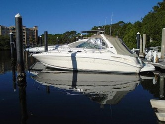 Used Boats: Sea Ray 360 Sundancer for sale