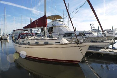 Used Boats: Island Packet 38 for sale