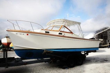 Used Boats: Fortier 26 for sale