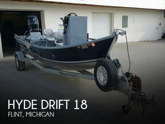 Used Boats: Hyde Drift Hyde Power Drifter for sale