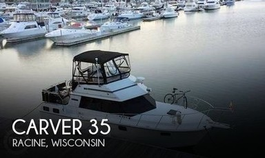 Used Boats: Carver 3207 Aft Cabin for sale