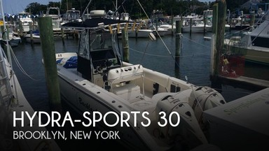 Used Boats: Hydra-Sports Vector 3000CC for sale