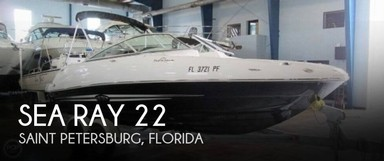 Used Boats: Sea Ray 200 Sundeck for sale