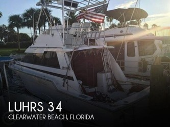 Used Boats: Luhrs 34 for sale