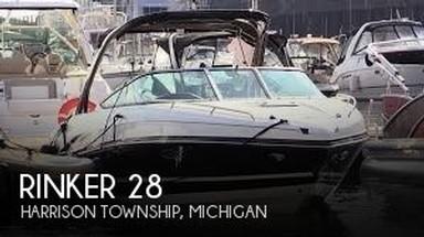 Used Boats: Rinker Captiva 276 BR for sale