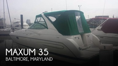 Used Boats: Maxum 3300 SCR for sale
