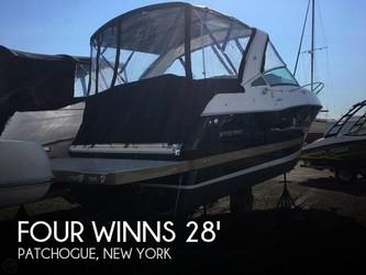 Used Boats: Four Winns V275 Cruiser for sale