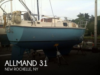 Used Boats: Allmand 31 for sale