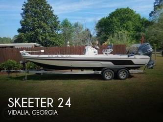 Used Boats: Skeeter ZX24V for sale
