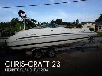 Used Boats: Chris-Craft Sport Deck 232 for sale