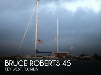 Used Boats: Bruce Roberts 45 for sale
