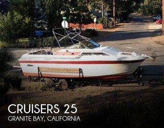 Used Boats: Cruisers Yachts 249 for sale