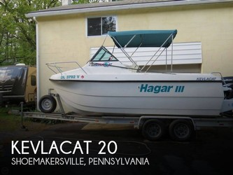 Used Boats: Kevlacat 2000 Series for sale
