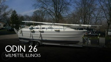 Used Boats: ODIN 820 for sale